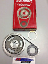 Big Block Chevy 396 454 Engine Timing Set With Thrust Washer S.A. GEAR 78110W-9R