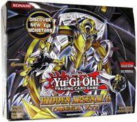 YuGiOh Hidden Arsenal 6: Omega Xyz Booster Box [24 Packs] [Sealed]