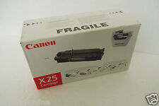 Canon Black Toner Cartridge X25 2.5K MF-5550 LBP-3200 8489A001 8489A001AA NEW