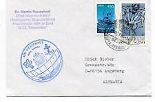 Dr. Martin Rauschert Alfred Wegener Inst. Boi Hesperides Polar Antarctic Cover