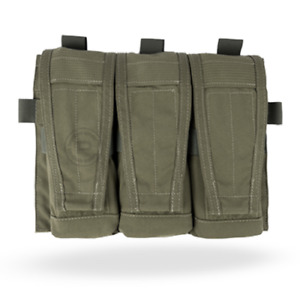 Crye Precision - AVS Detachable Flap / Mag Pouch - Ranger Green - Holds 3 Mags
