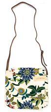 $165 Ralph Lauren DENIM & SUPPLY Jungle Flower Embroidered cotton shoulder bag