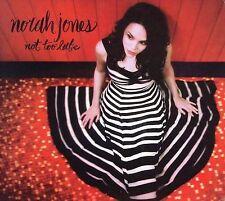 Not Too Late [Digipak] - Norah Jones (CD 2006)