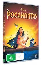 Pocahontas  (DVD Region 4) Walt Disney Classic