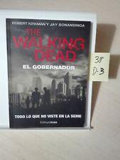 THE WALKING DEAD  EL GOBERNADOR + LOS MUERTOS VIVIENTES PLANETA DEAGOSTINI