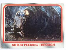 Card - Star Wars - The Empire Strikes Back - Topps 1980 - # 62