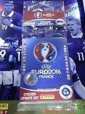 Album Euro 2016 STAR EDITION panini kit AGGIORNAMENTO SVIZZERO SIGILLATO