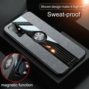 Samsung Galaxy S20 FE 5G / S20 Ultra Handy Hülle +Schutz Schutzfolie Tasche Case