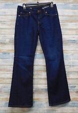 Gap 1969 Jeans 28 x 30 Women's Perfect Boot cut Stretch  (H-36)