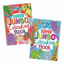 Jumbo A4 Kids Childrens Colouring Book Word Search Activity Book Puzzle