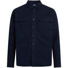 KnowledgeCotton Apparel PINE Moleskin Overshirt Hemd Shirt GOTS Bio Fair Vegan