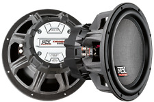 "T812-44 MTX 12"" DUAL VOICE COIL - THUNDER 8000 CAR SUBWOOFER"
