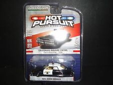 Greenlight Dodge Monaco 1974 California Highway Patrol 1/64 42780