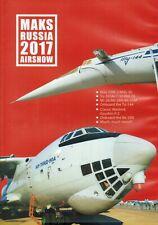 MAKS Russia 2017 Airshow DVD