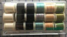 Madeira Rayon No 30wt. Thread Assortment Box Solids & Variegated
