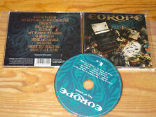 EUROPE - BAG OF BONES / ALBUM-CD 2012 (MINT-)