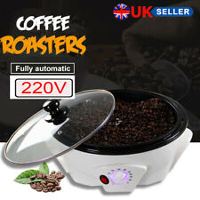 More details for 220v 1200w household electric coffee beans roasting baking machine roasters uk