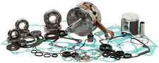 Wrench Rabbit Complete Engine Rebuild Kit Honda CR125 96-97 Crank Piston Gasket