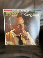 TOMMY DORSEY AND HIS ORCHESTRA FEATURING FRANK SINATRA VINYL LP ALBUM 1963