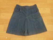 Zara Casual Regular Size Denim Skirts for Women