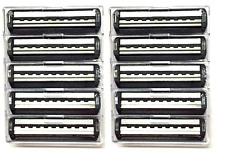 Trac II Plus Generic Blades BULK Packaging - 10 Cartridges Fits Gillette Razor