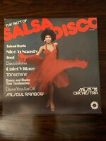 Still Sealed - The Best of Salsa Disco - 1977 Electronic, Funk, Soul Disco LP