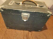 Antique Optical Instruments Medical Box by Street, Linder & Propert