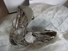 Madeleine Sandalen Riemchen Sandale Leder Pumps Gr. 36
