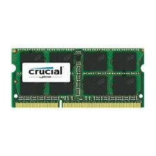 1 Stick Laptop Memory CT102464BF160B.C16FPR PC3-12800 RAM DDR3L Crucial 8GB