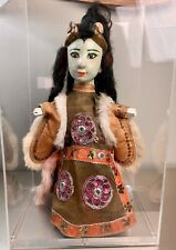 ANTIQUE CHINESE ASIAN OPERA DOLL HAND PUPPET NICE CONDITION!