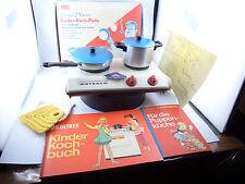 Kinder Koch Platte Maybaum mit OVP Rauco Bücher Geschirr VDE geprüft
