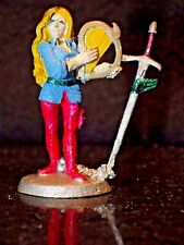 Ral Partha STORM SILVERHAND 11-079 Miniature Dungeons Dragons Metal Female Bard
