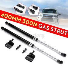 Universal 400mm 40CM 300N M8 Gas Struts Spring Kit Conversion Bracket Car