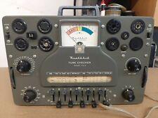 Vintage Heathkit Model TC-3 Tube Tester