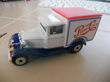 MATCHBOX vintage 1979 Pepsi Cola delivery Model A Ford Truck  NEW