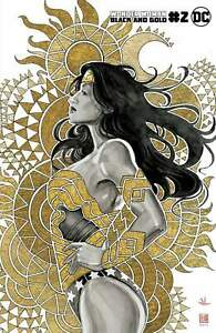 Wonder Woman Black & Gold #2 (Of 6) 1:25 David Mack Variant (07/27/2021)