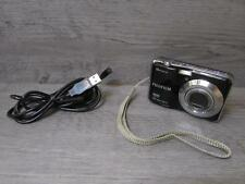 Fujifilm FinePix AX560 16.0MP Digital Camera Black Tested
