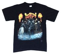 Lordi The Arockalypse 2007 Tour Black T Shirt New Official Band Merch NOS