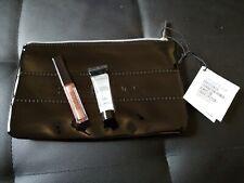 Smashbox 3 pc Set Photo Finish Primer Liquid lipstick Makeup bag AUTHENTIC
