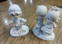 Precious Moments Enesco 1983 1985 Jonathan and David plus To my forever friend