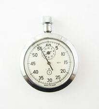 Russian Soviet Stop Watch Mechanical stopwatch