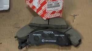 Genuine Toyota Disc Pad (MVP) Tarago/Previa - 04465YZZAK