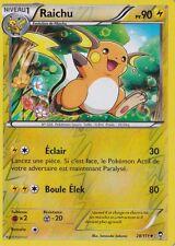 Raichu Reverse - XY3:Poings Furieux - 28/111 - Carte Pokemon Neuve Française