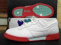 Fila 1FM00003-125 Ankle-High Leather Fashion Sneaker Men's Size 9.5 US