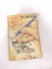 Fiction Books with Dust Jacket Ian Fleming
