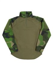 A126 LW UBACS Combat Shirt - Army/ Hunting/ Airsoft - Swedish M90 Camo