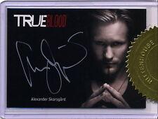2014 HBO True Blood Collectors Set ALEXANDER SKARSGARD Incentive Auto Autograph