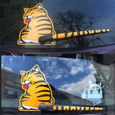Car Rear Window Decals Body Sticker Cat Moving Tail Graphics Fast Free Shipping