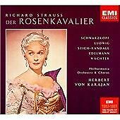 R Strauss: Der Rosenkavalier, , Acceptable Box set