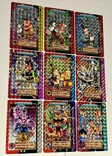 Carte Dragon Ball AF Prism Set  Fancard card Carddass Hondan Partie 0 Spécial